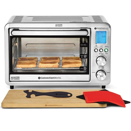 ConvectionWorks Hi-Q Intelligent Countertop Oven Set