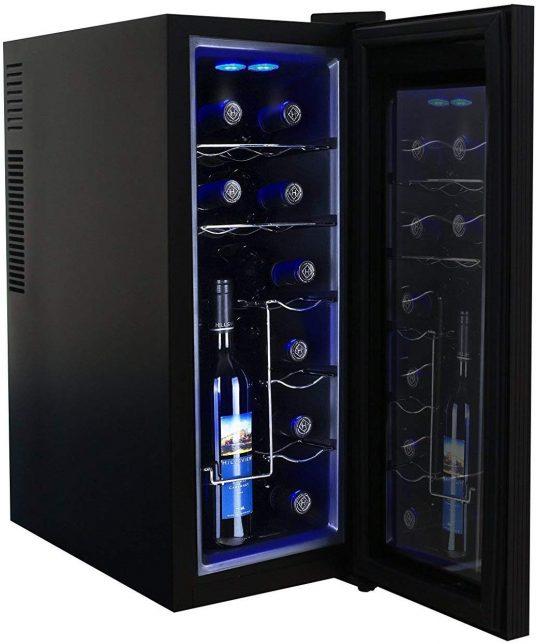 Frigidaire FRW1225 Wine Cooler Renewed
