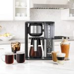 Ninja Specialty Fold-Away Frother (CM401) Coffee Maker