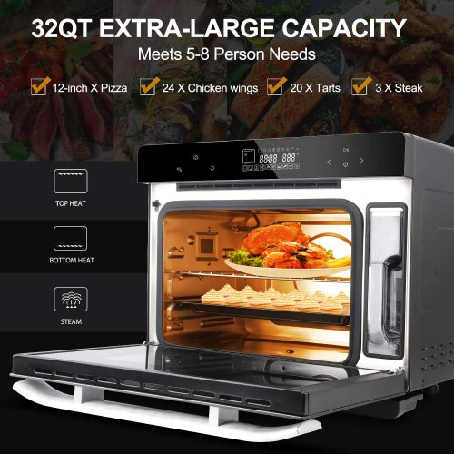 Vestaware Convection Toaster Oven, Smart 32QT