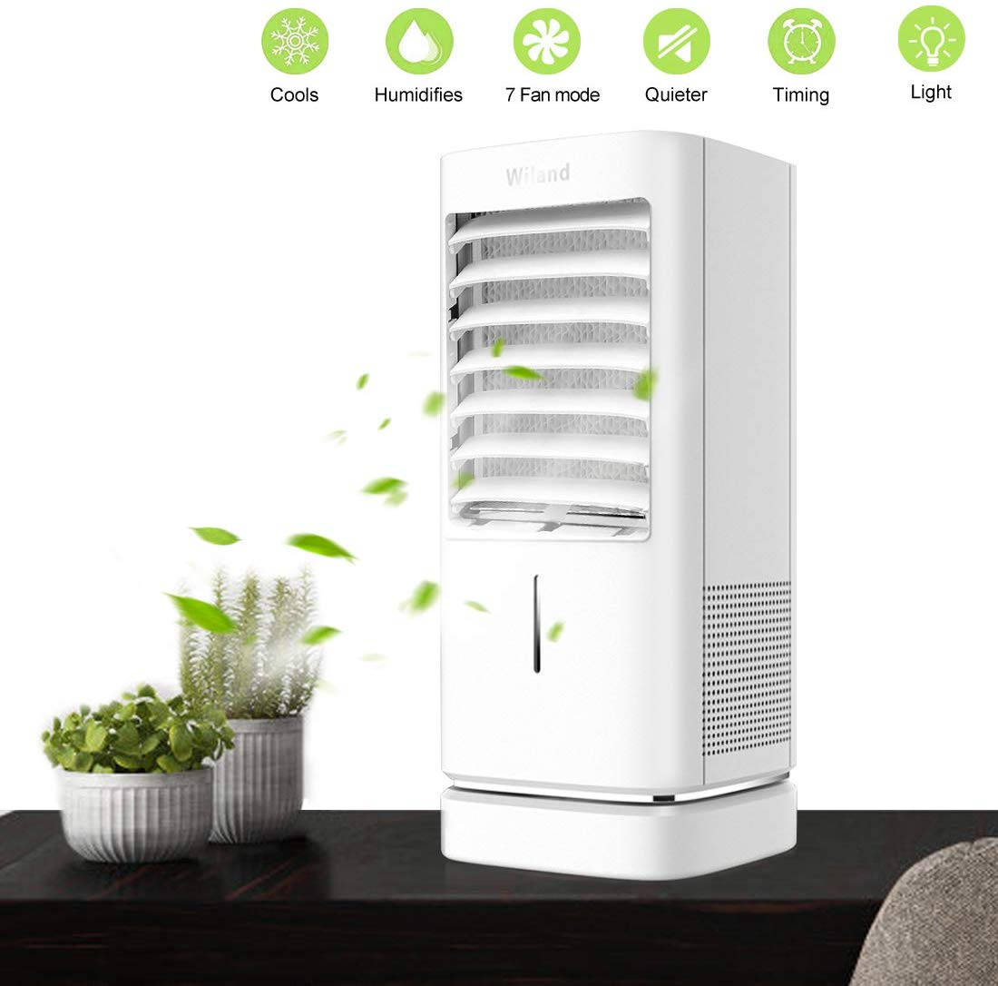 WiLand Multifunctional Air Cooler Air Conditioner Fan
