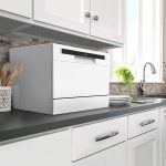 hOmeLabs Compact Portable Countertop Dishwasher