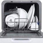 Farberware FDW05ASBWHA 5-Liter Complete Countertop Dishwasher