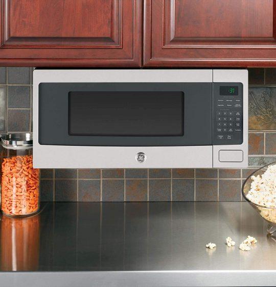 GE PEM31SFSS Countertop Microwave