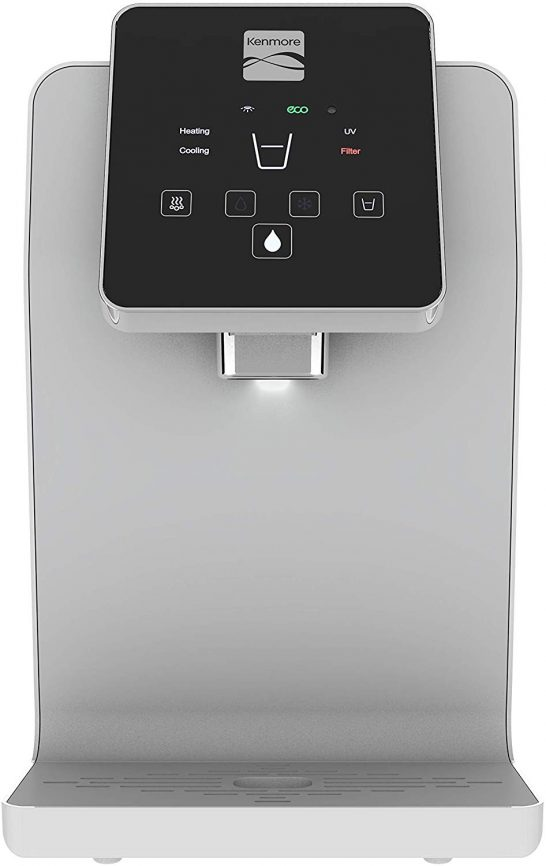 Kenmore Water Dispenser Optimizer