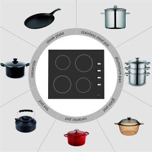 Kuppet Dual Ceramic Cooktop