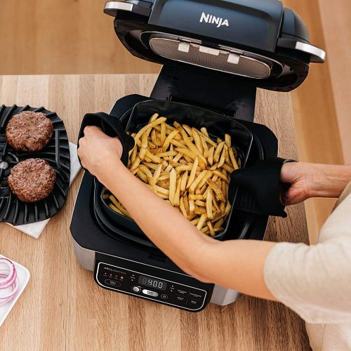 Ninja Foodi Pro 5-in-1 Indoor Grill- AG400