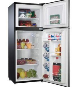 galanz 4.6 fridge