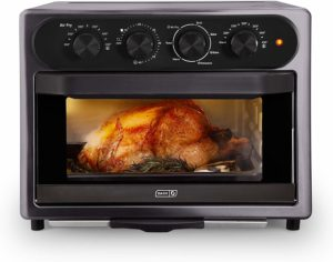 DASH DAFT2350-GBGT01 Chef Series Air Fry Oven, 23L