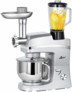 Litchi 5.3 Quart 6-Speed Tilt-Head Stand Mixer