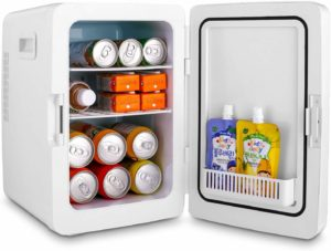 Oveloxe Mini Fridge Cooler Warmer Interior