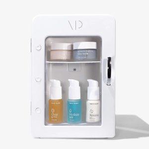 White Fria Skincare Cooler