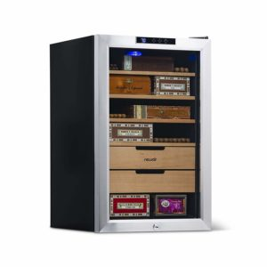 NewAir CC-300H Cigar Humidor, 400 count