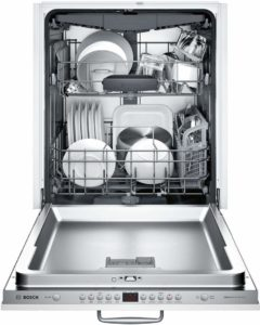 Bosch SHV863WB3N 24 300 Series Dishwasher