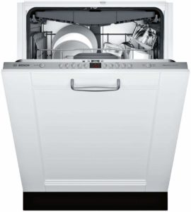 Bosch SHV863WB3N 24 300 Series Dishwasher with 3rd Rack