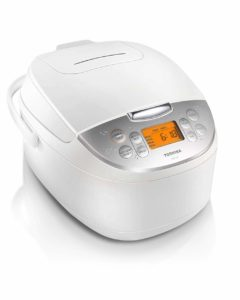 Toshiba TRCS01 Rice Cooker, 1L