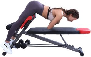 Finer Form Upgraded Multi-Functional Bench