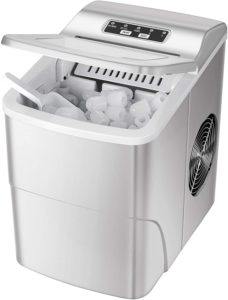 Cloud Mountain Countertop Ice Machine