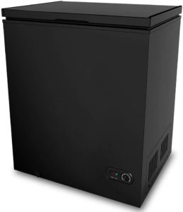 CoolLife 5.0 cu ft Chest Freezer