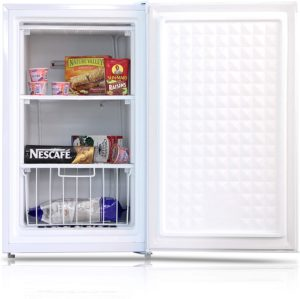 IMPECCA Upright Freezer 3.0 cu ft White