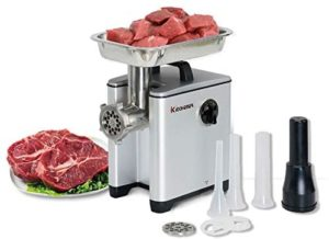 Kitchener Meat Grinder Sausage Stuffer Elite