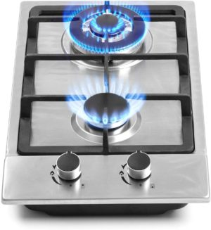 12-inch Gas Cooktop propane natural gas