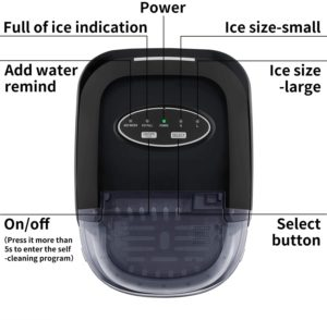 bossin ice maker machine