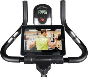 Afully Indoor Bike LCD Display
