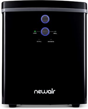 NewAir NIM033BK00 Portable Ice Maker