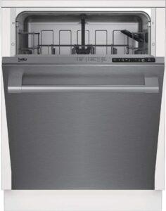 Beko DDT25400XP 24-inch Pro-Style Dishwasher