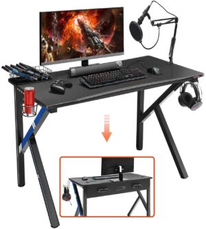 Mr IRONSTONE Gaming Desk
