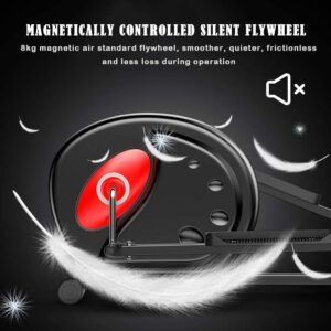 WJHWSX Magnetic Elliptical Trainer