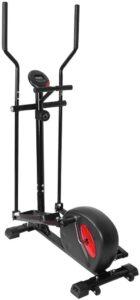 WJHWSX Magnetic Elliptical Trainer Exercise Machine