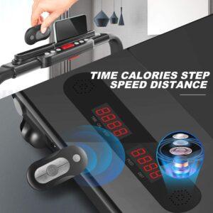 wikole 2-in-1 2.25HP folding treadmill