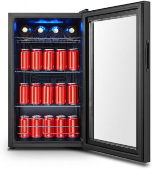 FRIGIDAIRE EFMIS2438 Freestanding Beverage Center