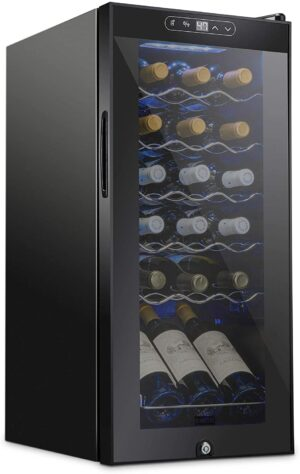 Schmecke 18 Bottle Compressor Wine Cooler