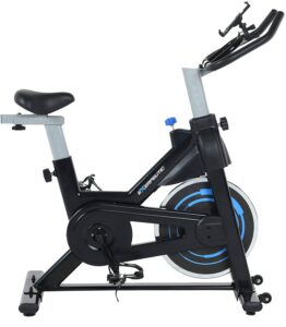Exerpeutic 4208 Bluetooth Indoor Cycling Bike