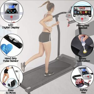 Kenchend Folding Treadmill Features