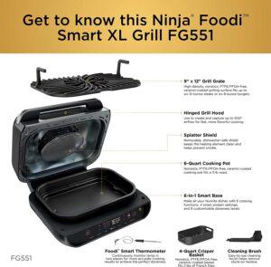 Ninja FG551 Foodi Smart XL 6-in-1