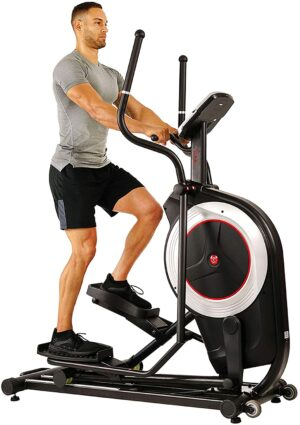 Sunny Health & Fitness Electric Eliptical Trainer, SF-E3875