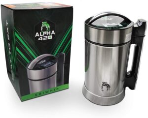 Alpha420 All in 1 - Infusion & Decarb Machine