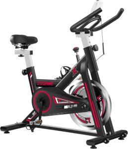 DGQHME Indoor Stationary Bike