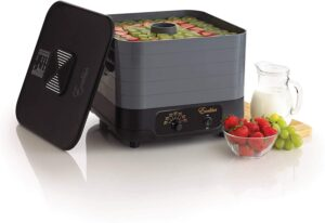 Excalibur EZ Dry 5-Tray Stackable Dhydrator