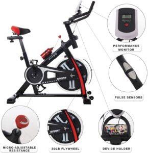 FAITE'S Exercise Bike Indoor