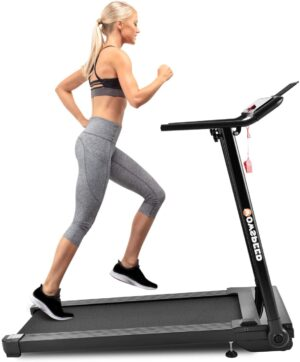 TYCOLIT WowSpeed Folding Electric Treadmill