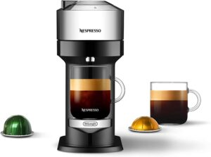 Nespresso Vertuo Next Deluxe Coffee and Espresso Machine