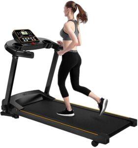 WSSW Health & Fitness Folding Treadmill