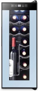 High Life DC 12 Bottle Thermoelectric Wine Cooler