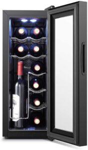 High Life DC 12 Bottle Wine Cooler