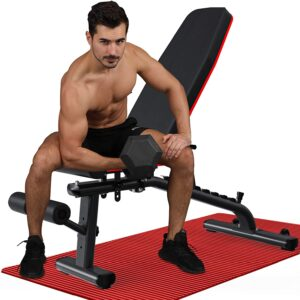 KingStone Adjustable Weight Bench